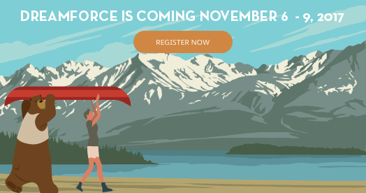 Dreamforce Registration
