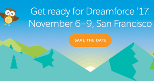 Get ready for Dreamforce 17