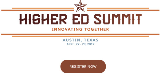 Higher Ed Summit 2017