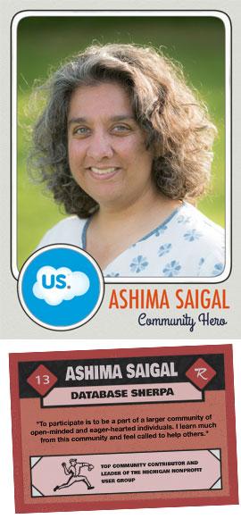 Ashima Saigal
