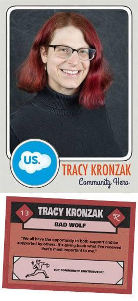 Tracy Kronzak