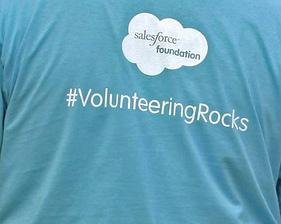 Volunteerting Rocks
