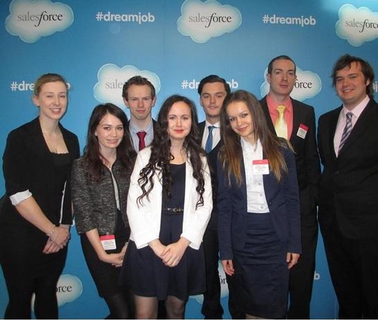 Salesforce Dublin TAP Mentees 2014