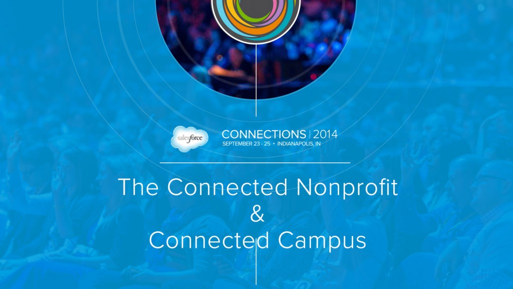 Lessons for Every Marketer at #CNX14: The Connected Campus & The Connected Nonprofit
