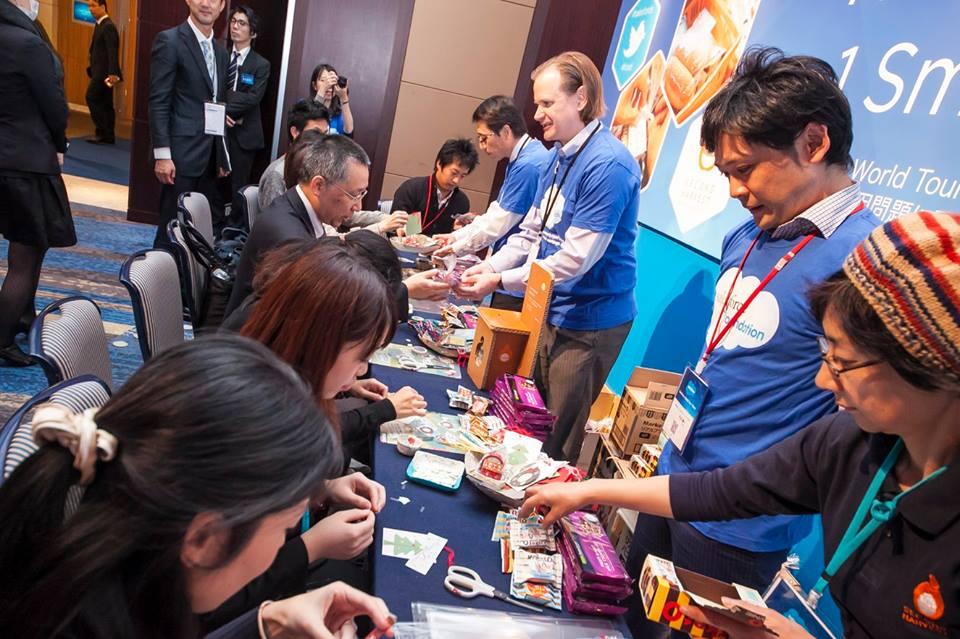 Salesforce World Tour Japan - Foundation