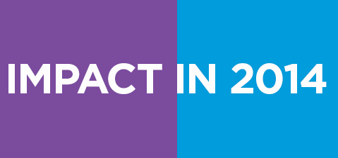 salesforce foundation impact-in-2014