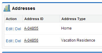 Address Management NPSP