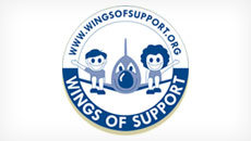 Wings of Support