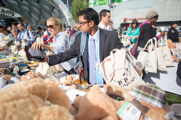 Giving Back at Dreamforce