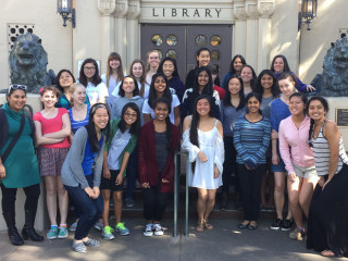 San Mateo Unified High School District Girls Who Code Club