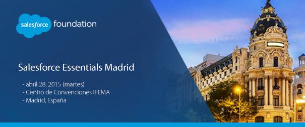 Salesforce Essentials Madrid