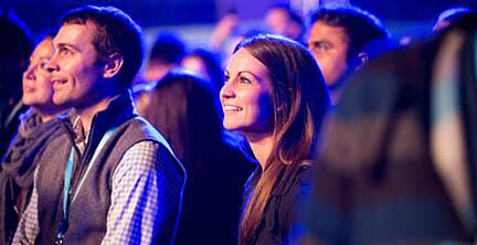Salesforce World Tour London '16