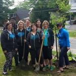 Volunteers + Salesforce Generosity = Huge Impact in Small Town Canada