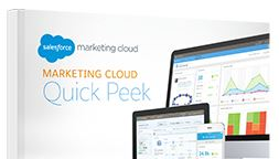 E-book: A Quick Peek at Marketing Cloud