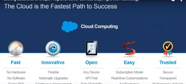 Webinar: Tailoring Salesforce to Programs