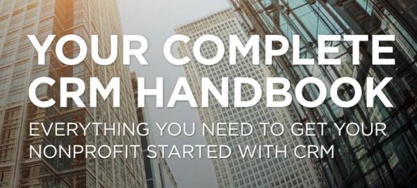 Nonprofit CRM Handbook
