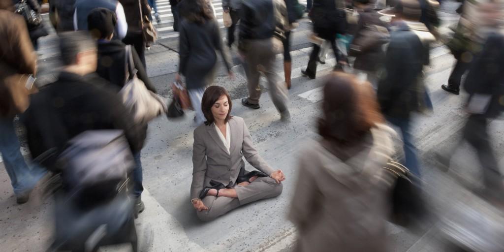 mindfulness in corporate volunteering