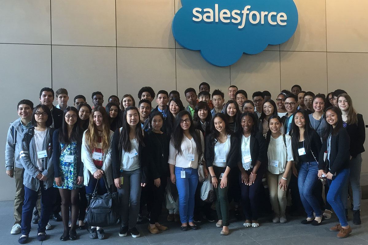 Salesforce Summer
