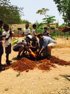 india volunteering salesforce
