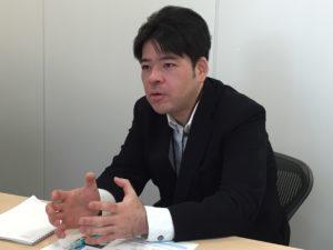 Mr.Mitarai_the President and CEO of rakumo inc.