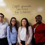 Salesforce Interns' Year in Reflection with Genesys Works