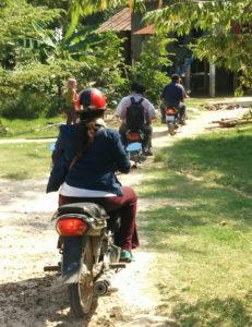 Cambodia Sanitation program