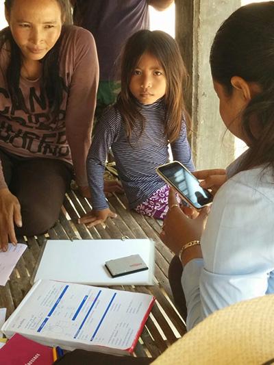 Cambodia Sanitation