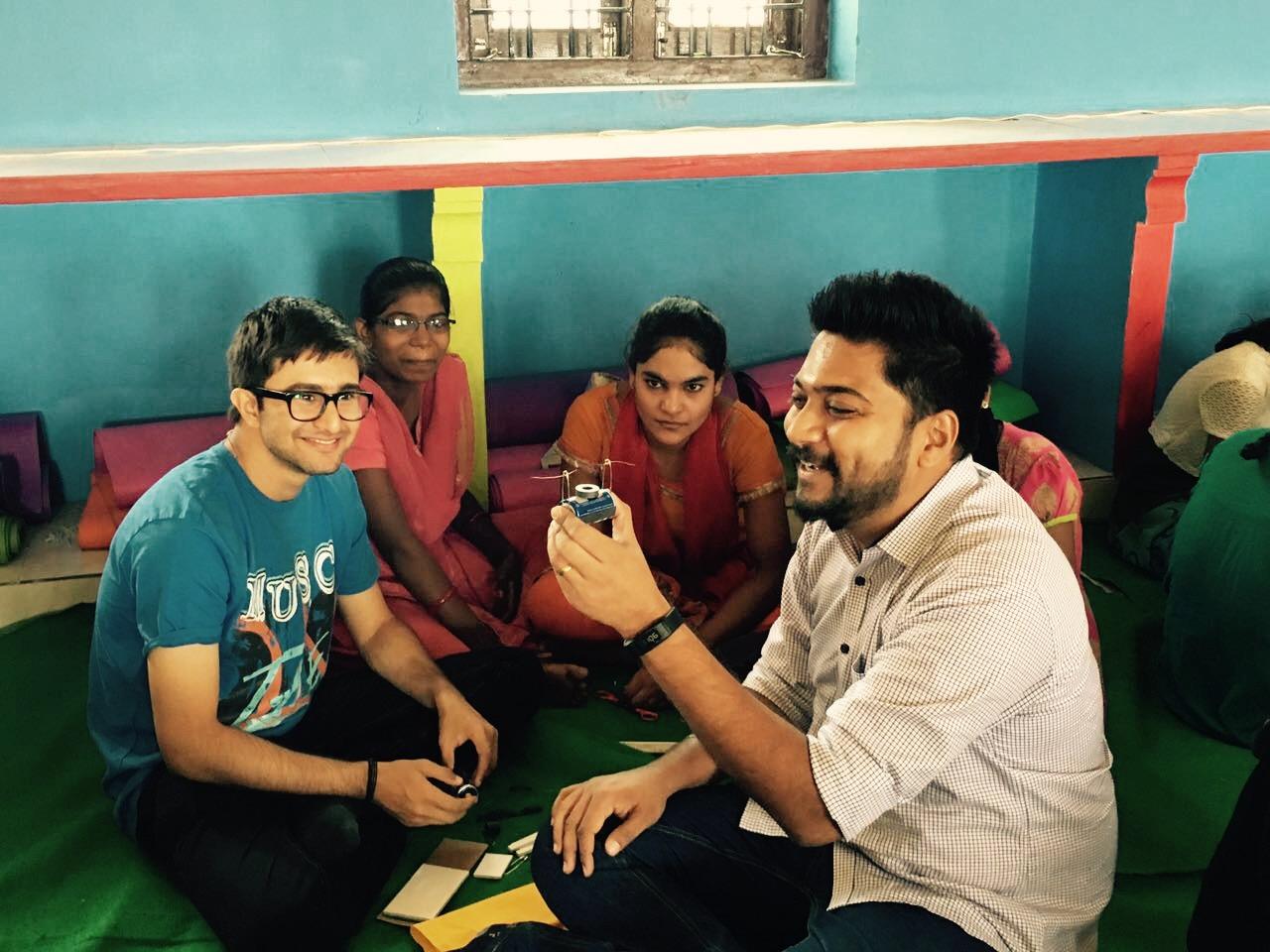 salesforce volunteering india