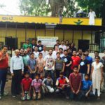 Surabhi Foundation's campus gets a facelift from Salesforce Volunteers