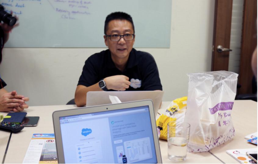 pro bono salesforce singapore