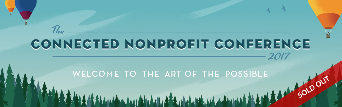 Connected Nonprofit Conference - 2017