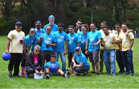 Playworks and Salesforce