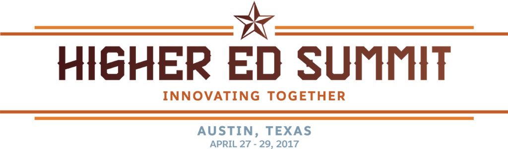 Higher Ed Summit '17
