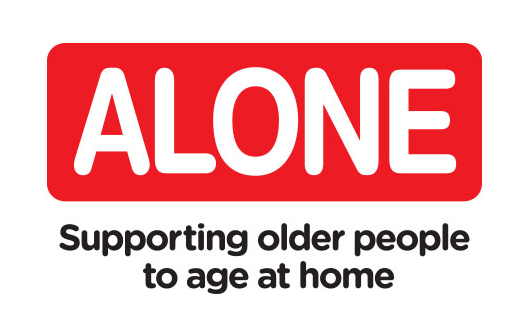 ALONE Ireland Logo