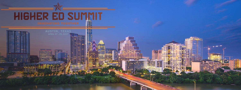 Higher Ed Summit Register
