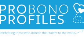Pro Bono Profiles Banner