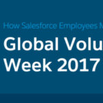 How Salesforce Employees Made a Difference at Global Volunteer Week