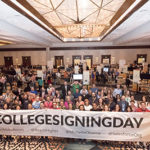 Salesforce.org Trailblazers Celebrating #CollegeSigningDay