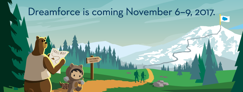 Dreamforce is coming