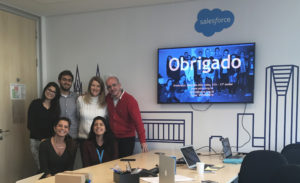 World Refugee Day - Salesforce Brazil