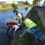 Dublin Success Graduate Program Grand Canal Clean Up