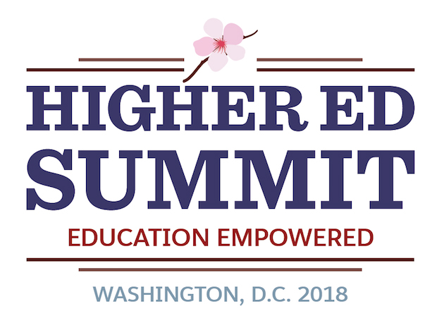 Higher Ed Summit '18