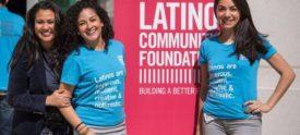 LCF Latino Giving Circle members