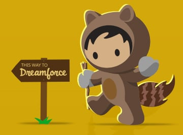 This way to Dreamforce