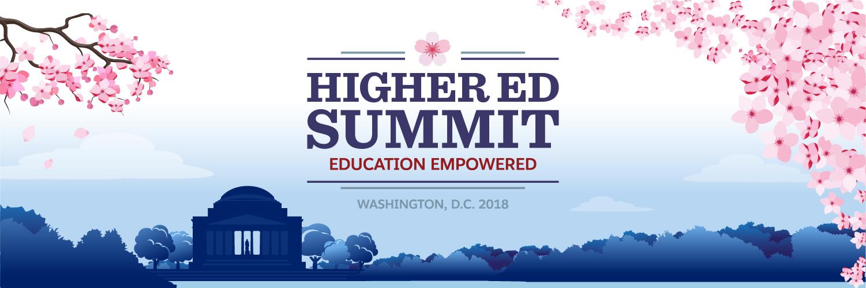 Salesforce Higher Ed Summit 18