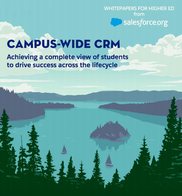 Campus-wide crm EMEA