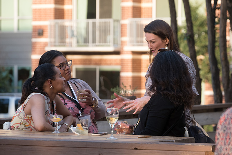 Meet your peers in higher education at the Salesforce.org Innovation Leadership Forum for university provosts and presidents.
