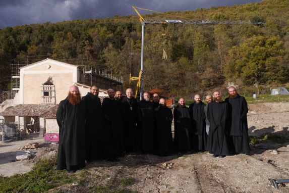 Monk of Norcia