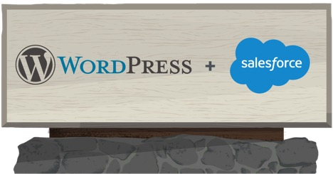 Salesforce WordPress Integration tips
