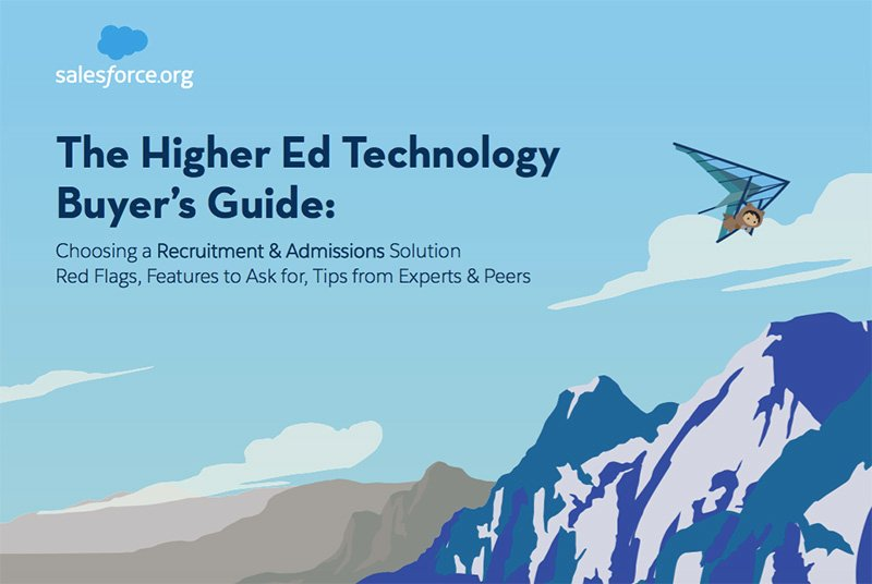 The Higher Ed Technology Buyer's Guide